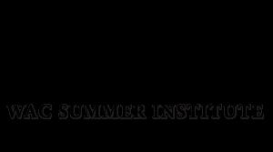 2019 WAC Summer Institute Logo